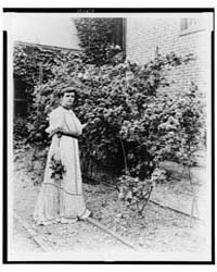 Frances Benjamin Johnston, Full-length P... by Johnston, Frances Benjamin