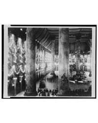 Inaugural Decorations, McKinley Inaugura... by Johnston, Frances Benjamin