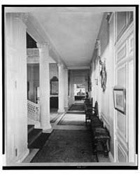 The Causeway, James Parmelee House, 3100... by Johnston, Frances Benjamin