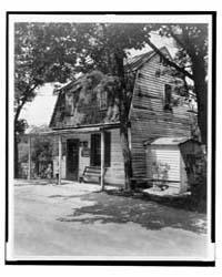 Mrs. Ellis' Store, Falmouth, Virginia, P... by Johnston, Frances Benjamin