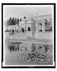 Upl S, Charles Templeton Crocker House, ... by Johnston, Frances Benjamin