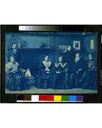 Frances Benjamin Johnston Posed with Six... by Johnston, Frances Benjamin