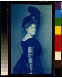 Miss Mary Olmsted Clarke, Half-length Po... by Johnston, Frances Benjamin