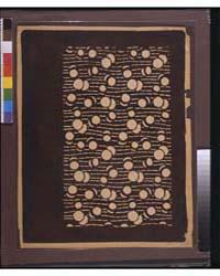 Katagami Stencil, Photograph Number 3G13... by Johnston, Frances Benjamin