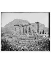 Old Corinth. Ruins of Old Corinth. the T... by Library of Congress