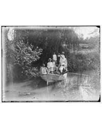 Matson Family on Auja River, Photograph ... by Library of Congress