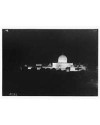 The Temple Area. Dome of the Rock. Illum... by American Colony Jerusalem