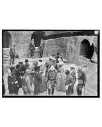 State Visit to Jerusalem of Wilhelm II o... by American Colony Jerusalem