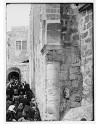 Church of the Holy Sepulchre and Surroun... by American Colony Jerusalem