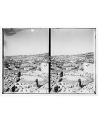 Northern Views. Nazareth from the East, ... by American Colony Jerusalem