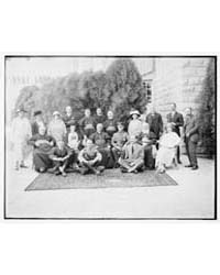 Lord Plumer with Abp. I.E., Archbishop o... by American Colony Jerusalem