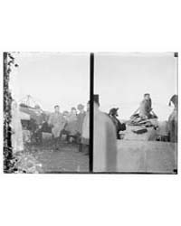 Arrival of French Pilot Marc Bonnier and... by American Colony Jerusalem