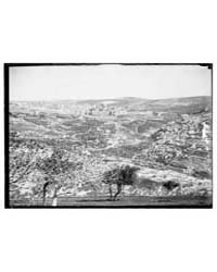 Jerusalem from South Kedron I.E., Kidron... by Library of Congress