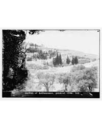 Garden of Gethsemane, Gen. I.E., General... by Library of Congress