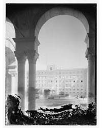 Y.M.C.A. Building in Jerusalem, Photogra... by Library of Congress