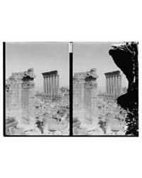 Baalbek, Photograph 09478V by Library of Congress