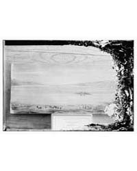 Dead Sea with Island Painting by C.J. Br... by Library of Congress