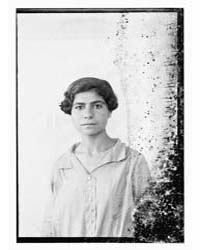 Portrait of a Young Woman, Photograph 11... by Library of Congress