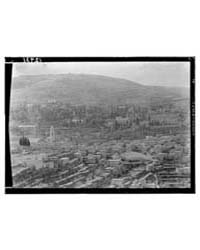 Ain Karim. Gen. I.E., General View from ... by Matson Photo Service