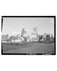 Exteriors, Dome of the Rock, Photograph ... by Matson Photo Service