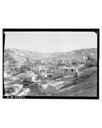 Amman, the Town, Photograph 12973V by Matson Photo Service