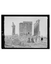 Temple of Bel, Palmyra, Photograph 13947... by American Colony Jerusalem