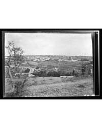 Jerusalem from the Mt. of Olives, Photog... by Library of Congress