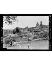 Mount of Olives, Bethany, Etc. Tomb of L... by American Colony Jerusalem