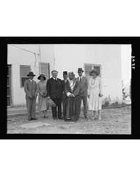Opening Ceremony of the P.E.C. I.E., Pal... by American Colony Jerusalem
