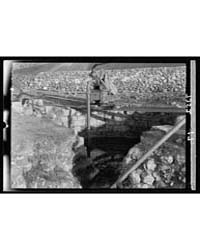 Jerusalem Water Works. Ras El Ain. Roman... by American Colony Jerusalem