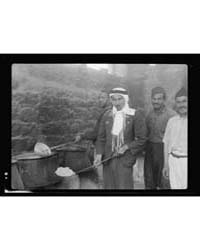 Neby Mousa I.E., Nebi Musa, 1937; at Shr... by American Colony Jerusalem