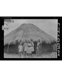 Uganda. from Hoima to Fort Portal. Hut w... by Matson Photo Service