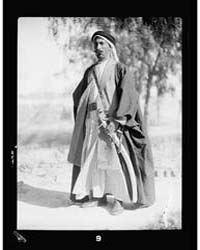 Aref El Aref & Bedouin Sheikhs, Photogra... by American Colony Jerusalem