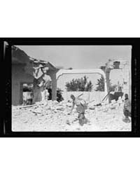 Demolition at Lydda, Photograph 19149R by American Colony Jerusalem