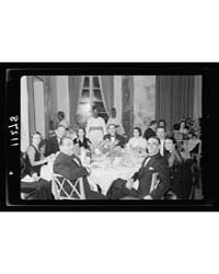 Dinner at K.D. I.E., King David Hotel, J... by Matson Photo Service