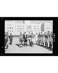 Football Match on 'Y' Field on Ap. 4, 19... by Matson Photo Service