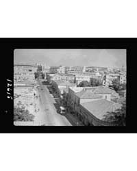 Jaffa Road from Near King George Crossin... by Matson Photo Service