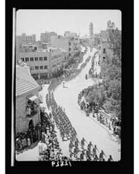 Parade of Allied Nations in Jer. I.E., J... by Matson Photo Service