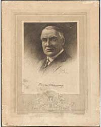 Warren G Harding, Photograph 00441R by Sommer, R. H.