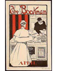The Bookman ; April ; Jm Flagg, Photogra... by Flagg, James Montgomery