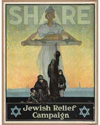 Share ; Jewish Relief Campaign ; Burke, ... by Library of Congress
