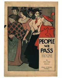People We Pass - Stories of Life Among t... by Penfield, Edward