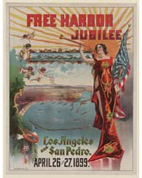 Free Harbor Jubilee, Los Angeles and San... by Der, J.F.