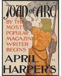 Joan of Arc, by the Most Popular Magazin... by Penfield, Edward
