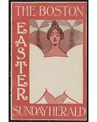 The Boston Sunday Hearld - Easter ; E Re... by Reed, Ethel