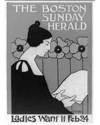 The Boston Sunday Herald - Ladies Want I... by Library of Congress