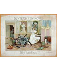 Gunther's New Novel Billy Hamilton, the ... by Library of Congress