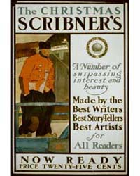 The Christmas Scribner's a Number of Sur... by Penfield, Edward