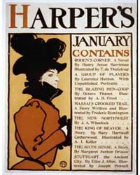 Harper's January, Photograph 3B48367R by Penfield, Edward