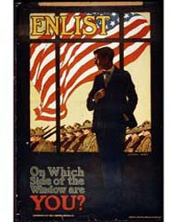Enlist on Which Side of the Window Are Y... by Brey, Laura
